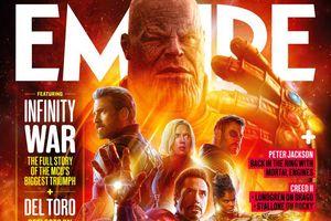 'Avengers: Infinity War' được tạp chí Empire chọn là phim hay nhất năm