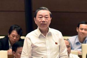 Khám xét vụ đổi 100 USD bị phạt 90 triệu, Bộ trưởng Công an nói gì?