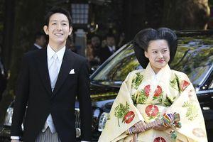 Chuyện tình đẹp của Công chúa Nhật Bản Ayako và vị hôn phu thường dân