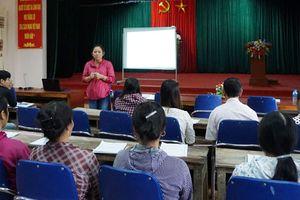 Đào tạo nghề cho lao động nông thôn tại Phú Xuyên: Bám sát nhu cầu thực tế