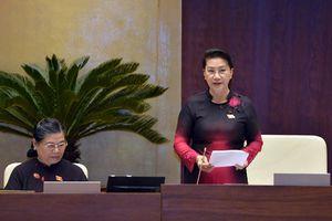 Chủ tịch Quốc hội: Những quy định chưa hợp lý thì phải sửa cho dân nhờ