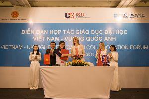 12.000 du học sinh Việt Nam đang tu nghiệp tại Anh
