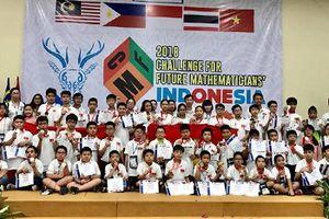Cuộc thi 'Thử thách nhà Toán học tương lai': Hà Nội đoạt giải tuyệt đối