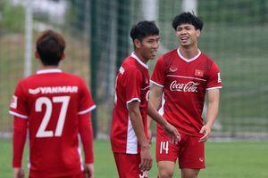 Đội tuyển Việt Nam thua 2 trận ở Hàn Quốc: Nỗi lo của thầy Park