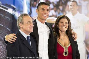 Bất hòa với ông chủ Perez mới khiến Ronaldo rời Real Madrid