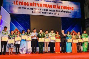 Hải Phòng: Phát động hội thi sáng tạo kỹ thuật công nhân lao động