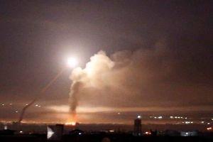 S-300 bất động khi Israel không kích Syria