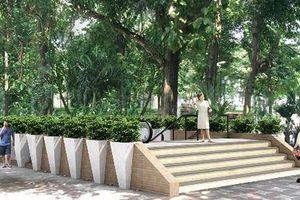 Nhà ga C9 hồ Hoàn Kiếm: Hà Nội đừng nên cố!