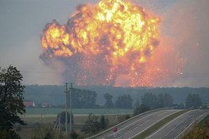 Nghị sĩ Ukraine kêu gọi phá kho đạn Nga