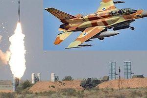 Israel tiếp tục không kích Syria ngoài tầm với S-300