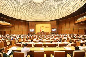 TOÀN CẢNH: Ngày đầu Quốc hội tiến hành chất vấn và trả lời chất vấn