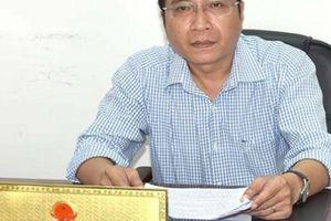 Lãnh đạo UBND TP.Quảng Ngãi nói về quán cà phê 'khủng' ở công viên