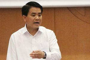 'Xẻ thịt' đất rừng ở Sóc Sơn: Chủ tịch Hà Nội yêu cầu xử nghiêm