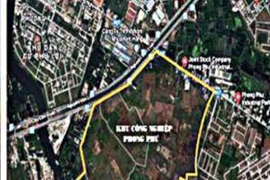 Bộ Tư Pháp yêu cầu tạm dừng đấu giá 134ha đất tại KCN Phong Phú