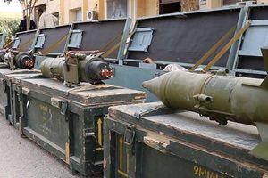 Syria bóc tem kho vũ khí Mỹ, Israel trong sào huyệt khủng bố