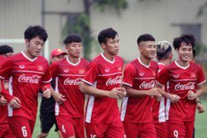 Đội tuyển Việt Nam khép lại chuyến tập huấn bổ ích tại Hàn Quốc