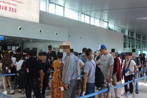 Hành khách mang 3 đầu đạn định lên máy bay ở Phú Quốc