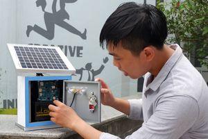 Cần nguồn vốn cho hệ thống kiểm soát ô nhiễm không khí thông minh