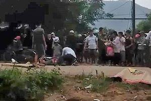 Tông xe khi chở vợ con đi khám bệnh khiến 3 người chết, 1 người bị thương