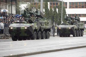 Hoành tráng cuộc duyệt binh lớn nhất trong lịch sử Cộng hòa Czech
