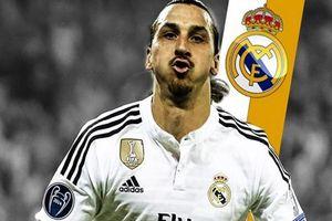 Chuyển nhượng bóng đá mới nhất: Real Madrid tính mang Zlatan Ibrahimovic về châu Âu
