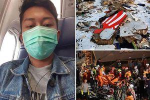 Nhói lòng những nạn nhân đầu tiên vụ rơi máy bay ở Indonesia