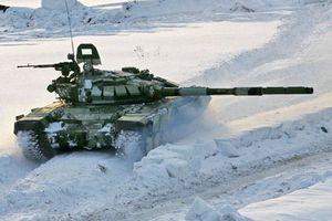 Nga lên ý tưởng biến xe tăng T-72 thành một xe tăng robot