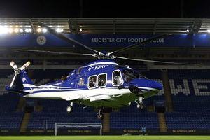 Chiếc trực thăng gặp nạn của chủ tịch Leicester là loại an toàn nhất thế giới
