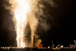 Mỹ thử nghiệm thành công tên lửa đánh chặn cực mạnh SM-3 Block IIA