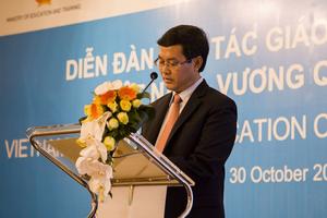 Quốc tế hóa hợp tác giáo dục đại học Việt Nam - Anh