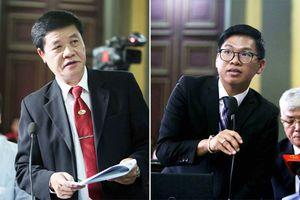 Vụ Vinasun kiện Grab: Dừng tuyên án, mở lại phiên xử vào ngày 22.11
