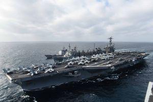 Hải quân Mỹ sẽ tiếp tục tuần tra ở Biển Đông