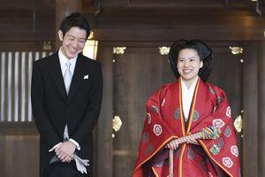 Quận chúa Nhật Bản bỏ tước vị cưới thường dân nói gì?
