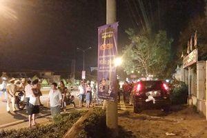 Công an điều tra vụ tai nạn liên quan Phó trưởng Công an Đồng Xoài