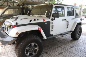 Rà soát niêm yết đấu giá xe Jeep mà Công an TP.Phan Thiết đang quản lý