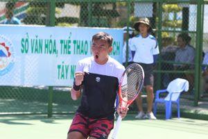 Lý Hoàng Nam khởi đầu suôn sẻ ở giải quần vợt Vietnam F5 Futures