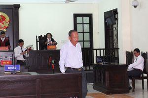 Nguyên Giám đốc Sở NN-PTNT Bến Tre nhận 3 năm tù treo