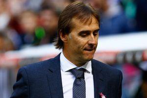 Real Madrid chính thức sa thải HLV Julen Lopetegui