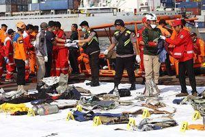 Hé lộ nguyên nhân máy bay Lion Air JT 610 rơi xuống biển