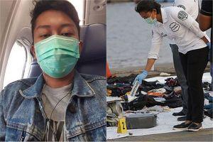 Hé lộ bức ảnh cuối cùng của nam hành khách trên máy bay Lion Air