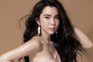 Nhan sắc nóng bỏng của Hoa hậu Du lịch Thế giới 2018 Huỳnh Vy