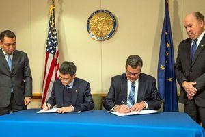 PV GAS ký kết Ý định thư về hợp tác cung cấp LNG từ dự án Alaska LNG