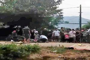 Va chạm xe máy khiến 3 người tử vong