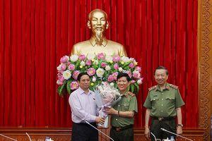 Chỉ định Trung tướng Nguyễn Văn Sơn vào BTV Đảng ủy Công an Trung ương