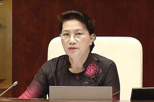 Chủ tịch Quốc hội: Khám nhà phải đúng luật, sửa ngay quy định chưa hợp lý