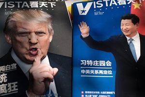 Giữa 'tâm bão', TT Trump vẫn 'mơ' về thỏa thuận thương mại lớn với TQ