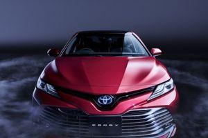 Lộ tính năng của Toyota Camry 2019 đẹp 'long lanh' chuẩn bị ra mắt
