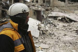 Nga: Nhóm 'Mũ bảo hiểm trắng' chuẩn bị dàn dựng quân đội Syria tấn công vũ khí hóa học