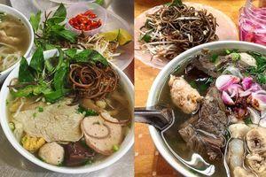 Thuộc lòng những quán bún bò Huế ngon nức tiếng ở Hà Nội để đổi vị giữa tiết trời mát mẻ
