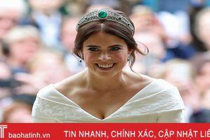 Vương miện các cô dâu Hoàng gia đẹp như thế nào?